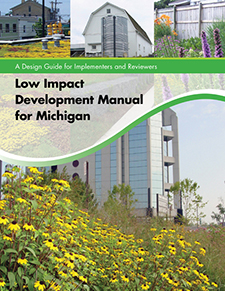Click to look at the interactive Low Impact Development Manual for Michigan